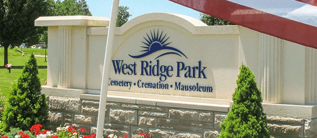 West Ridge Park Cemetery, Indianapolis